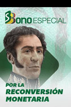Bono Especial por la Reconversión Monetaria