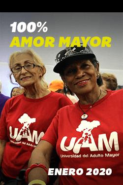 100% Amor Mayor Enero 2020