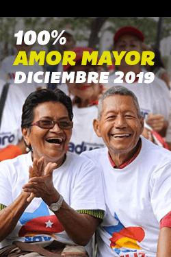 100% Amor Mayor Diciembre 2019