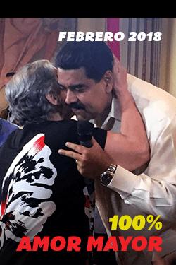 100% Amor Mayor Febrero 2018