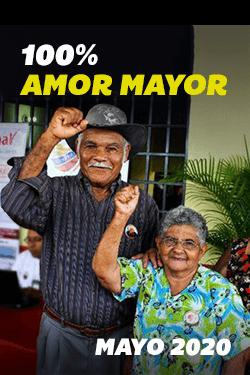 100% Amor Mayor Mayo 2020