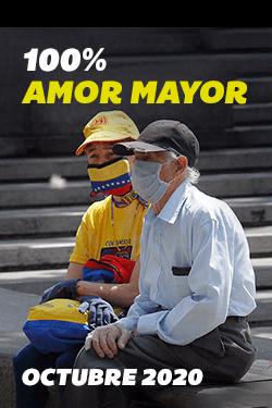 100% Amor Mayor Octubre 2020