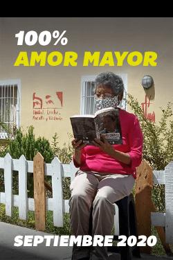 100% Amor Mayor Septiembre 2020