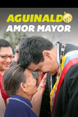 Aguinaldo Amor Mayor 2020