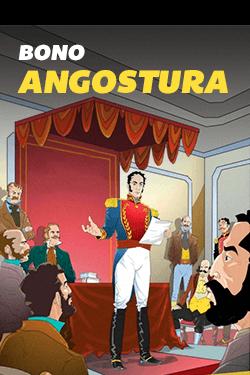 Bono Bicentenario de Angostura