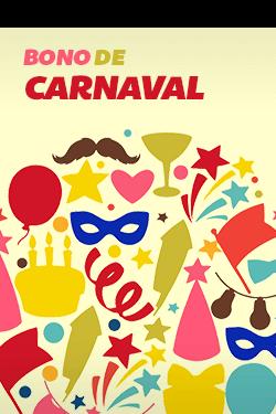 Bono de Carnaval 2018