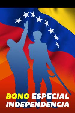 Bono Especial Independencia