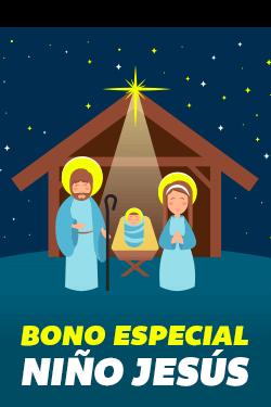 Bono Especial Niño Jesús 2018