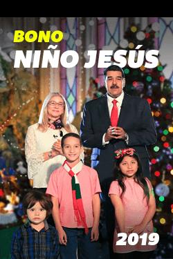 Bono Niño Jesús 2019