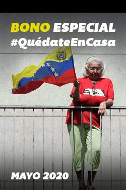 Bono Especial #QuedateEnCasa (Mayo 2020)